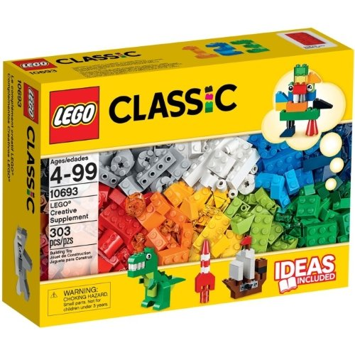 10693 LEGO® Creative Supplement
