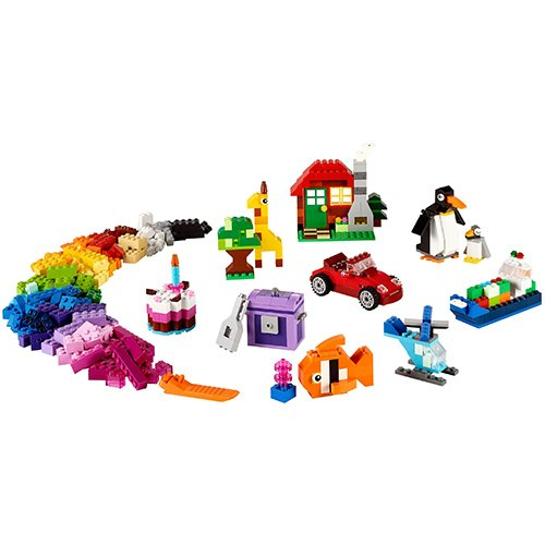 10695 LEGO® Creative Building Box