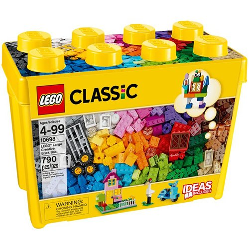 10698 LEGO® Large Creative Brick Box