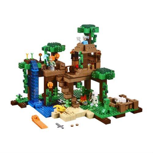 21125 The Jungle Tree House