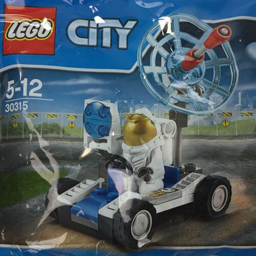 30315 Space Utility Vehicle