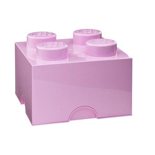 Storage Brick Light Purple 4