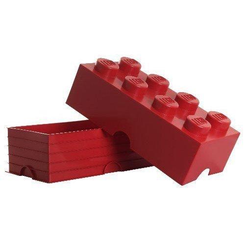 Storage Brick Red 8