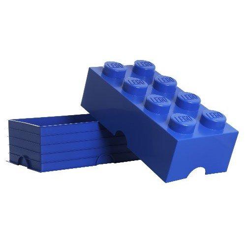 Storage Brick Blue 8