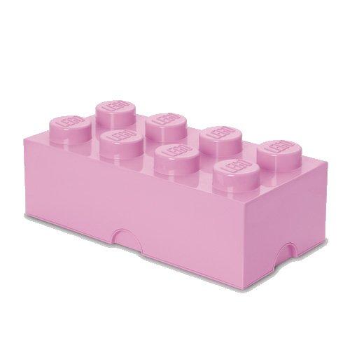 Storage Brick Light Purple 8