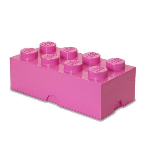 Storage Brick Bright Purple 8