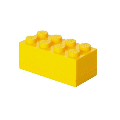 Mini Box Yellow 8