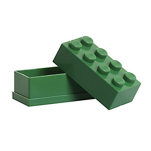 Mini Box Dark Green 8