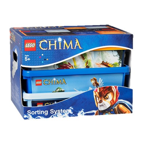 Sorting System Chima 1 Blue