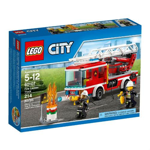 60107 Fire Ladder Truck