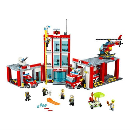 60110 Fire Station