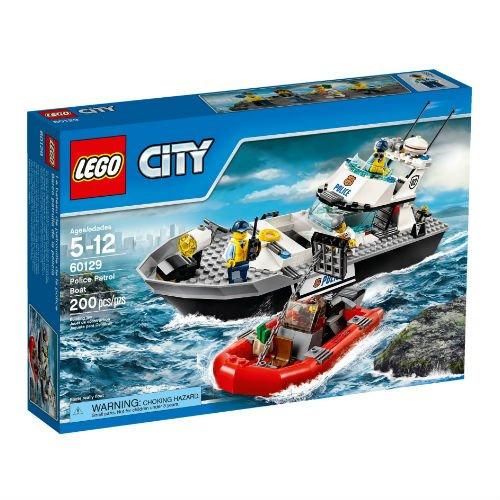 60129 Police Patrol Boat
