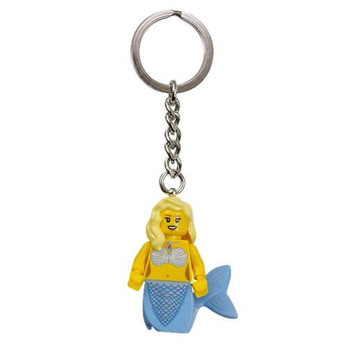 Mermaid Key Chain