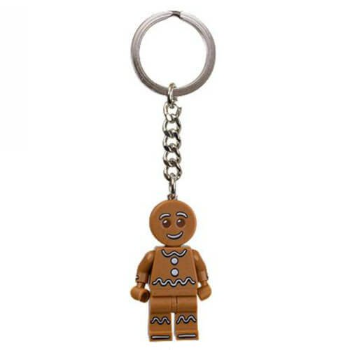 Gingerbread Man Key Chain