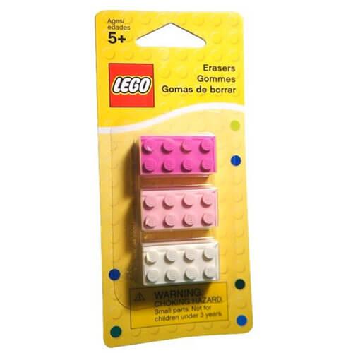 LEGO set gumica za brisanje