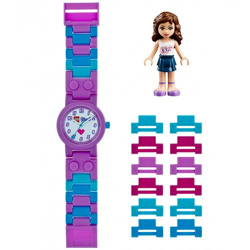 9001017 LEGO Friends Olivia Kids Watch (2014) (Sq)