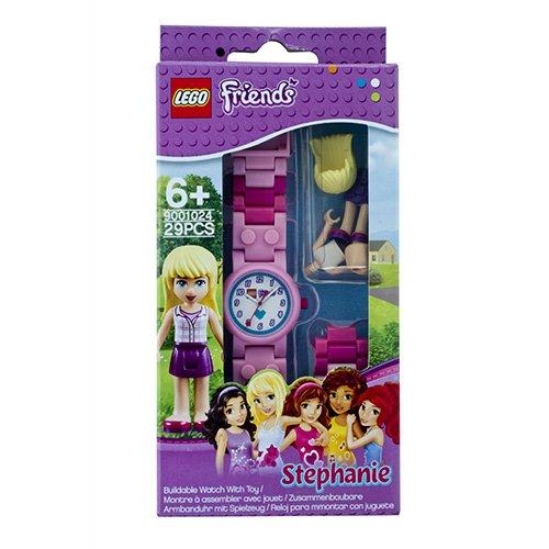 9001031 LEGO Friends Stephanie Watch (2014) (Sq)
