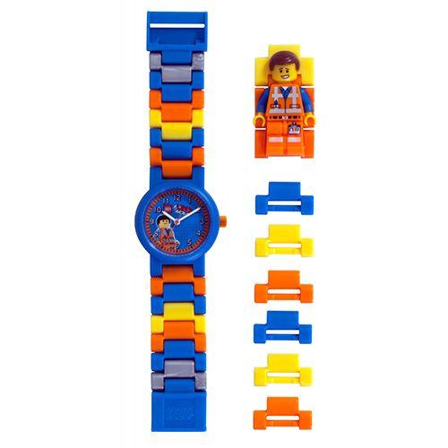 9001291 LEGO Movie Emmet MF Link Watch (Square)