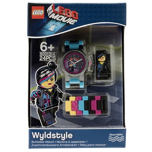 9001314 LEGO Movie Lucy MF Link Watch (Square)