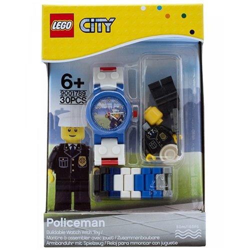 9001789 LEGO City Police Watch
