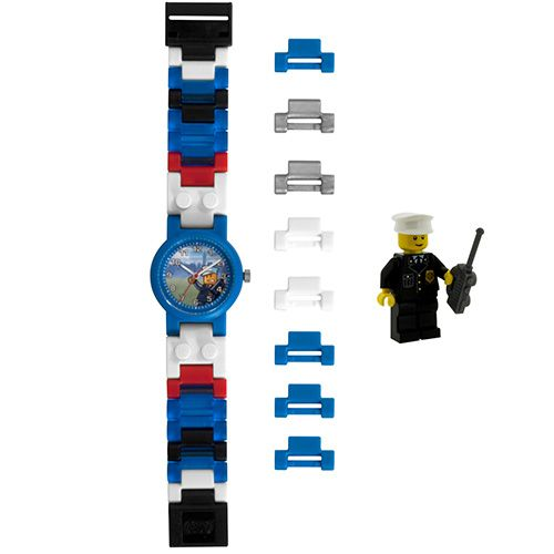 9001789 LEGO City Police Watch
