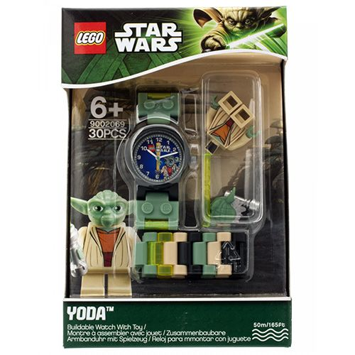 9002069 LEGO Star Wars Yoda Watch
