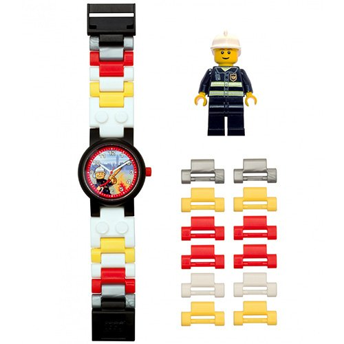 9003455 LEGO City Fireman watch