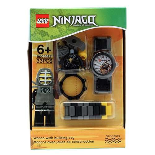 9004957 LEGO Ninjago Kendo Cole Watch