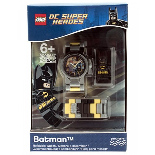 9005657 LEGO Super Heroes Batman MF Link Watch (Square)