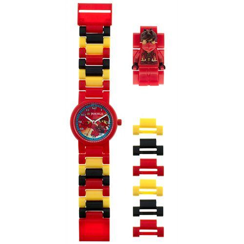 9009839 LEGO Ninjago Kai MF Link Watch (2014) (Square)