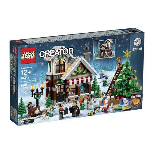 10249 Winter Toy Shop