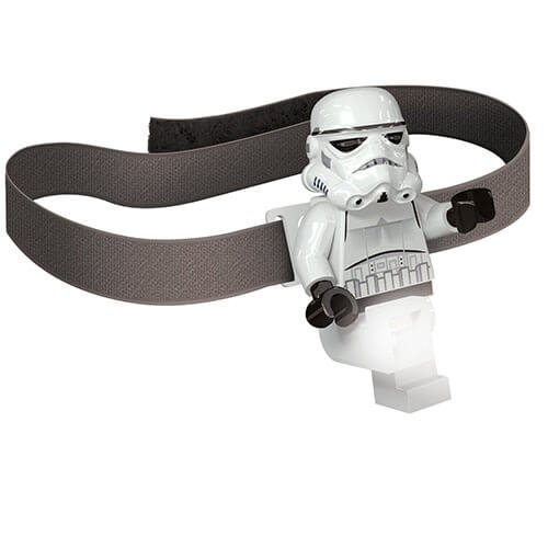 LGL-HE12 LEGO Stormtrooper Headlight with batteries