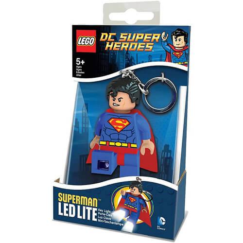 LGL-KE30 LEGO Superman Key light