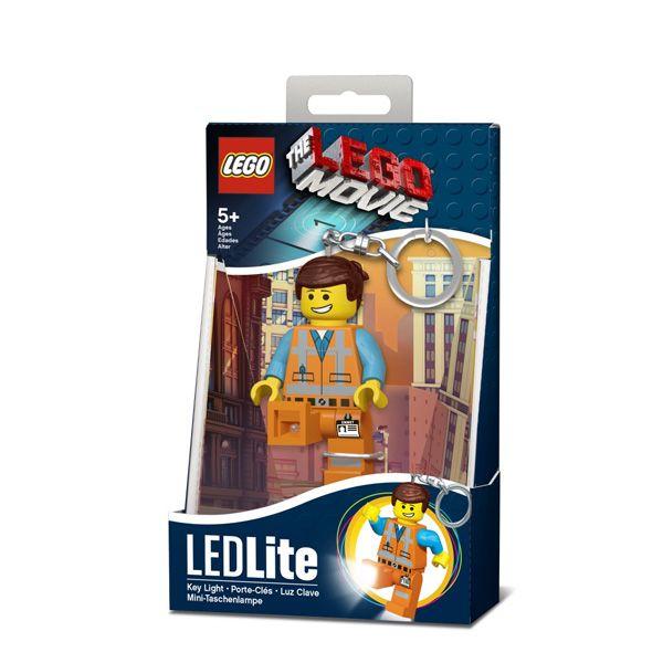 LGL-KE47 LEGO Movie Emmet privjesak za ključeve