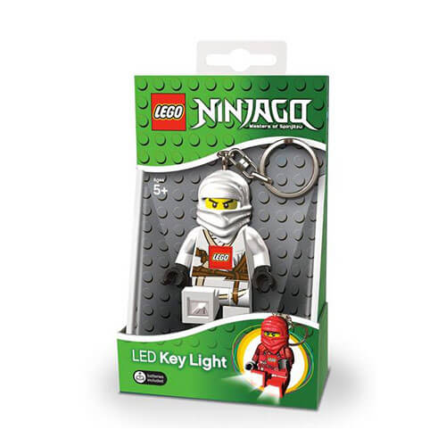 LGL-KE77Z LEGO Ninjago Zane Key Light