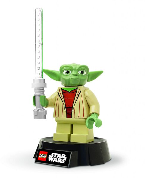 LGL-LP9 LEGO SW Yoda Desk Lamp