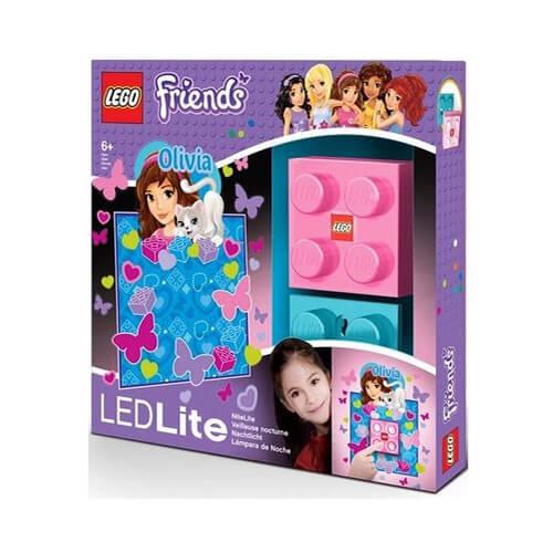 LGL-NI3O LEGO Friends LED NiteLite - Olivia
