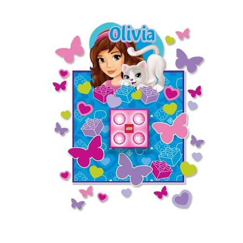 LGL-NI3O LEGO Friends LED NiteLite - Olivia