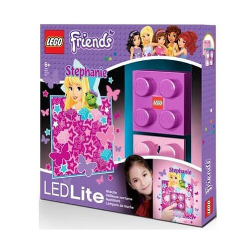 LGL-NI3S LEGO Friends LED NiteLite - Stephanie