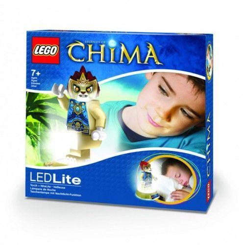 LGL-TO15B LEGO Chima Laval LED baklja i noćno svjetlo