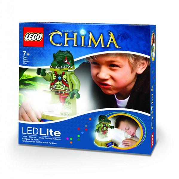 LGL-TO16B LEGO Chima Cragger LED baklja i noćno svjetlo