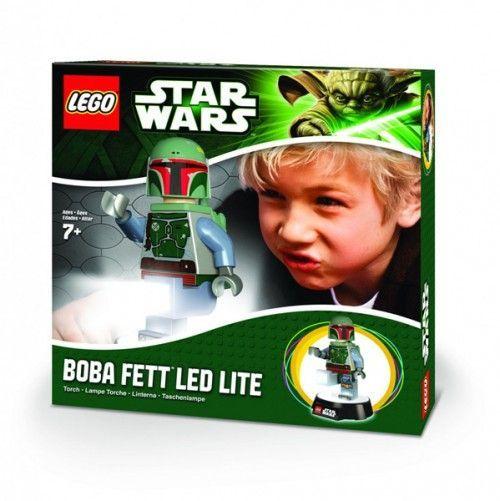LGL-TO8B LEGO SW Boba Fett LED baklja i noćno svjetlo