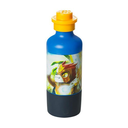 LEGO CHIMA DRINKING BOTTLE - BLUE