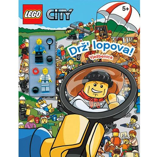 Lego City-Drž' lopova!