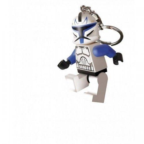 LGL-KE42 LEGO SW Clone Capt. Rex privjesak za ključeve sa baterijama