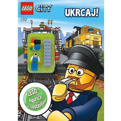 Lego City Ukrcaj