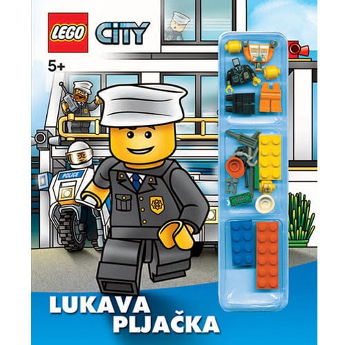 LEGO CITY LUKAVA PLJAČKA