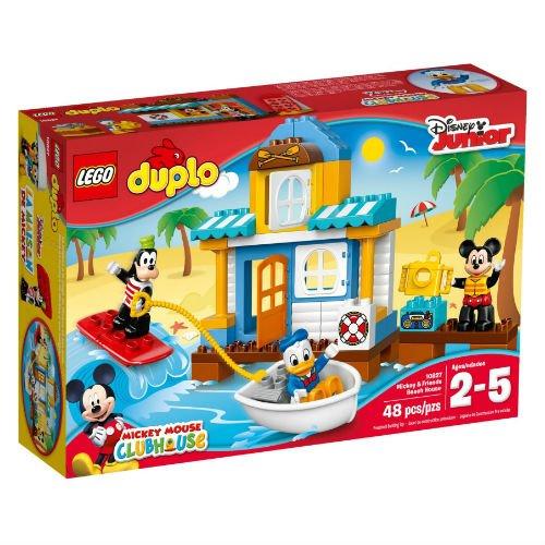 10827 Mickey & Friends Beach House