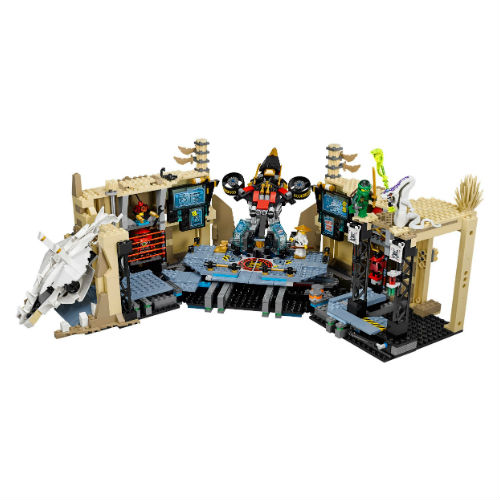 70596 Samurai X Cave Chaos