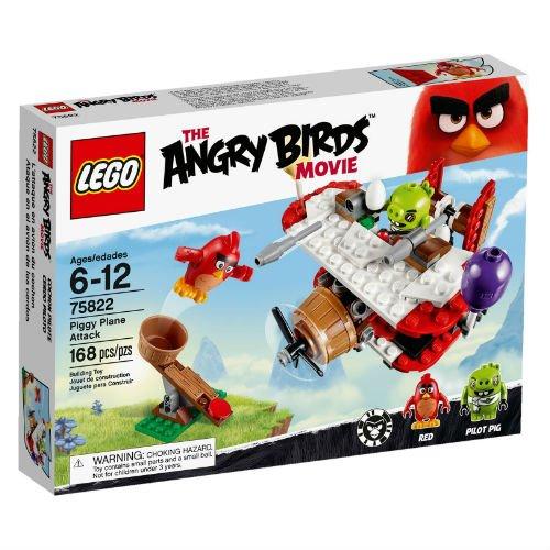 75822 Piggy Plane Attack
